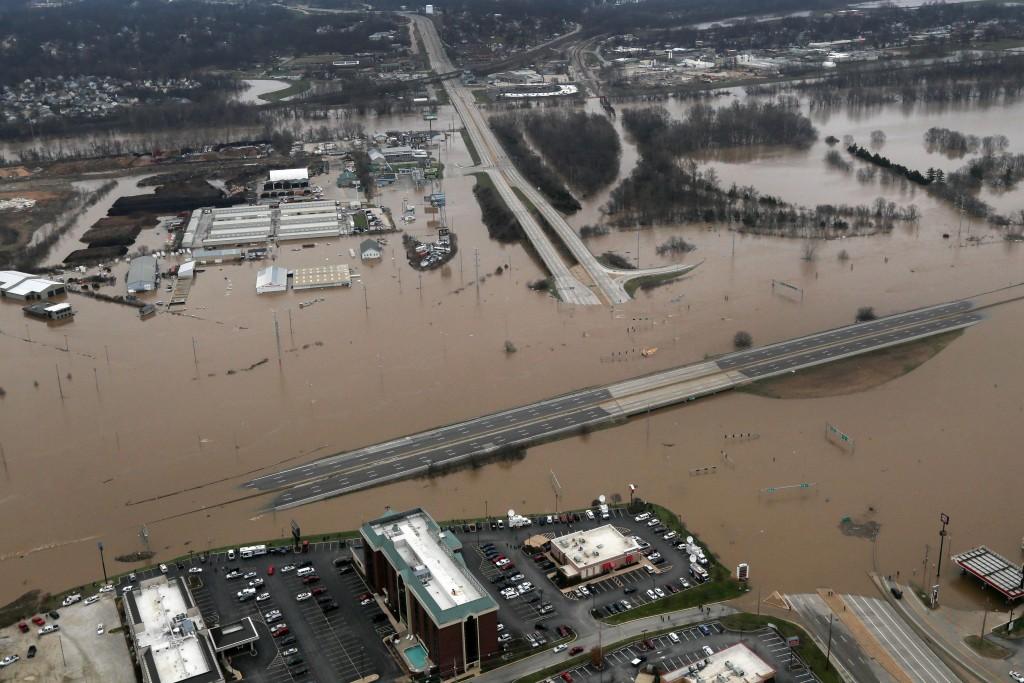 Missouri flood response