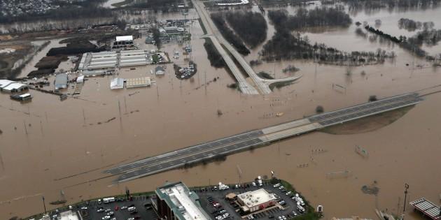 Mississippi River Valley Floods