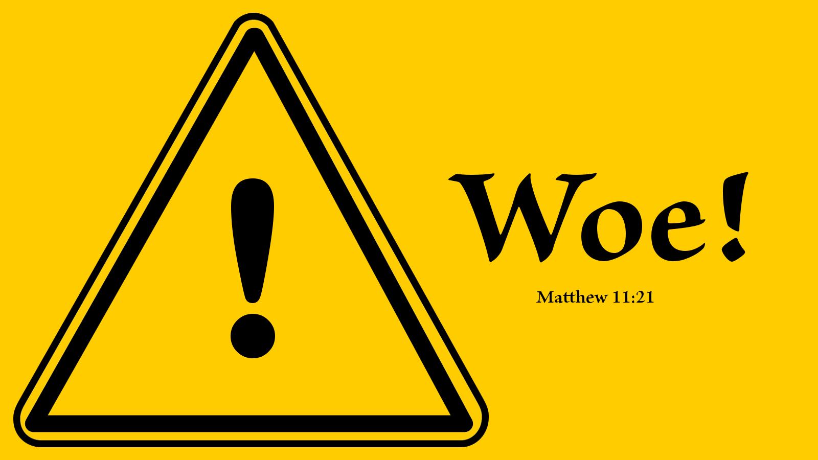 matthew11-21