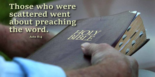 The Daily Lectionary – August 23, 2016