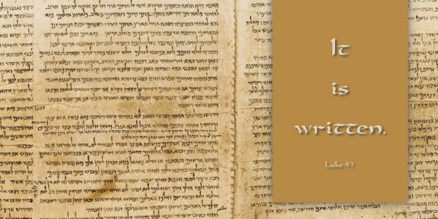 The Daily Lectionary – September 28, 2016