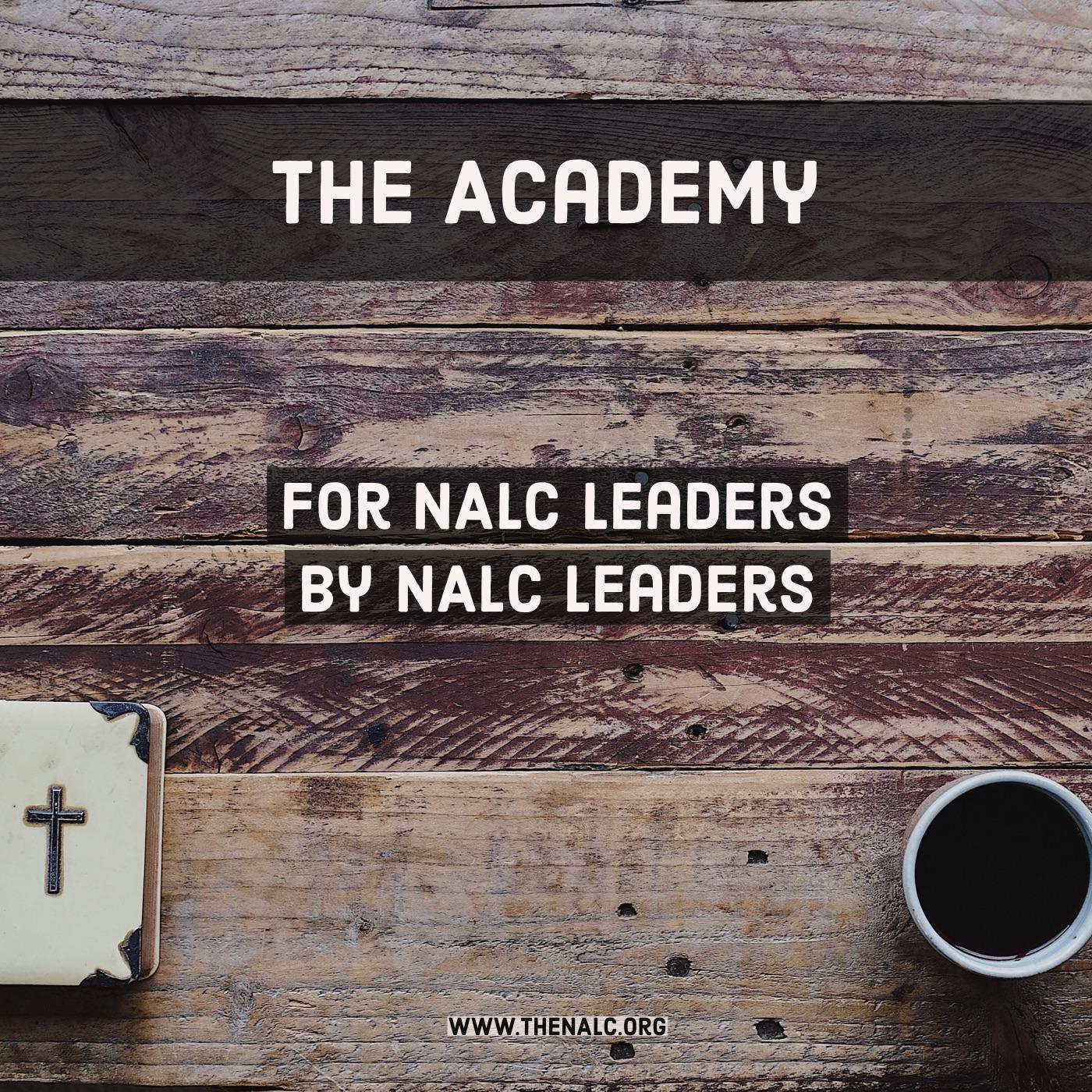 The Academy – The Apostles' Teaching