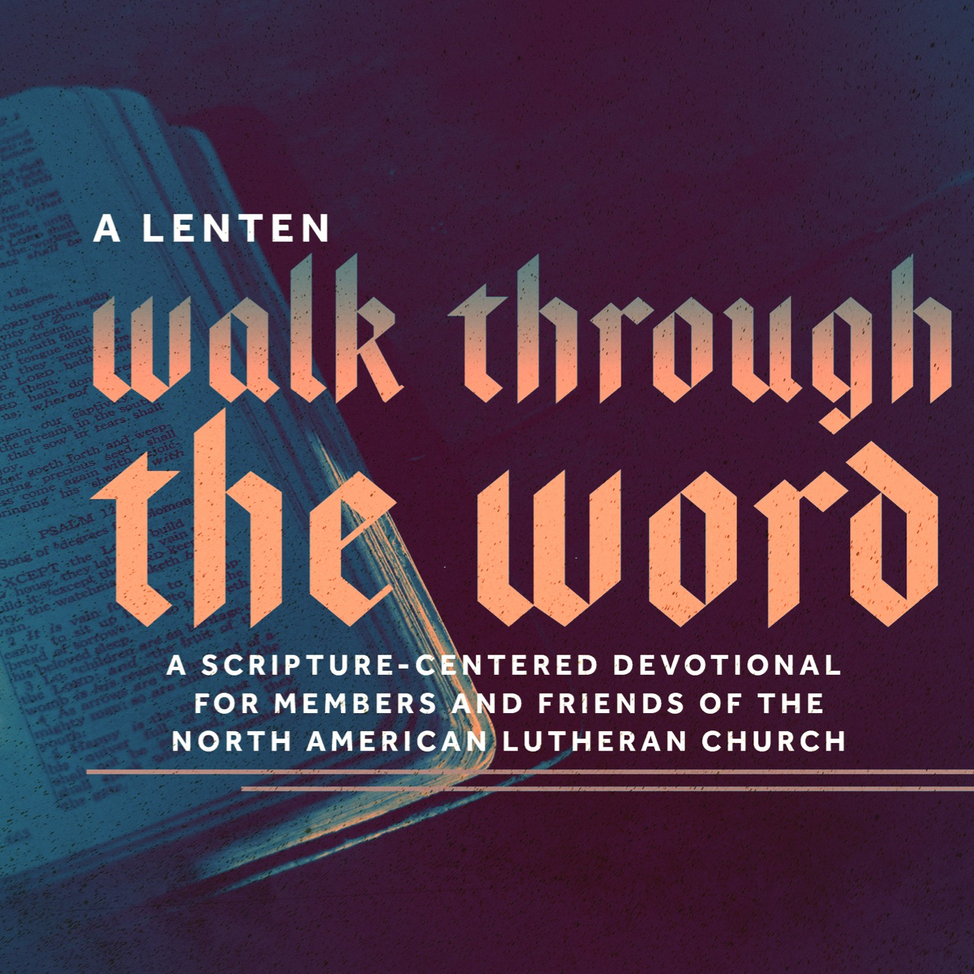 Lenten Devotional – Monday of Lent V