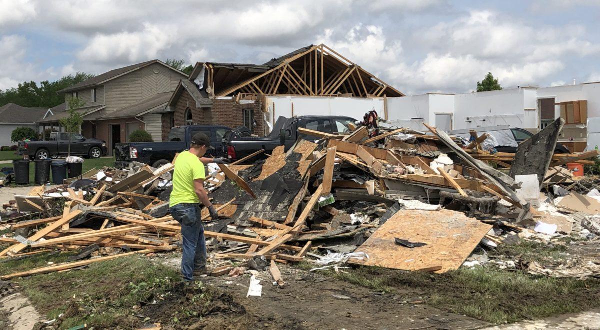 Disaster Response Updates - North American Lutheran Church