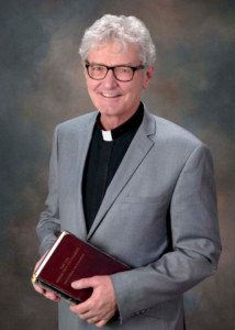 The Rev. Dr. Eric Riesen