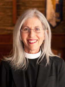 The Rev. Dr. Amy C. Schifrin