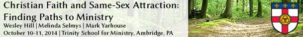 Conference on Christian Faith and Same-Sex Attraction
