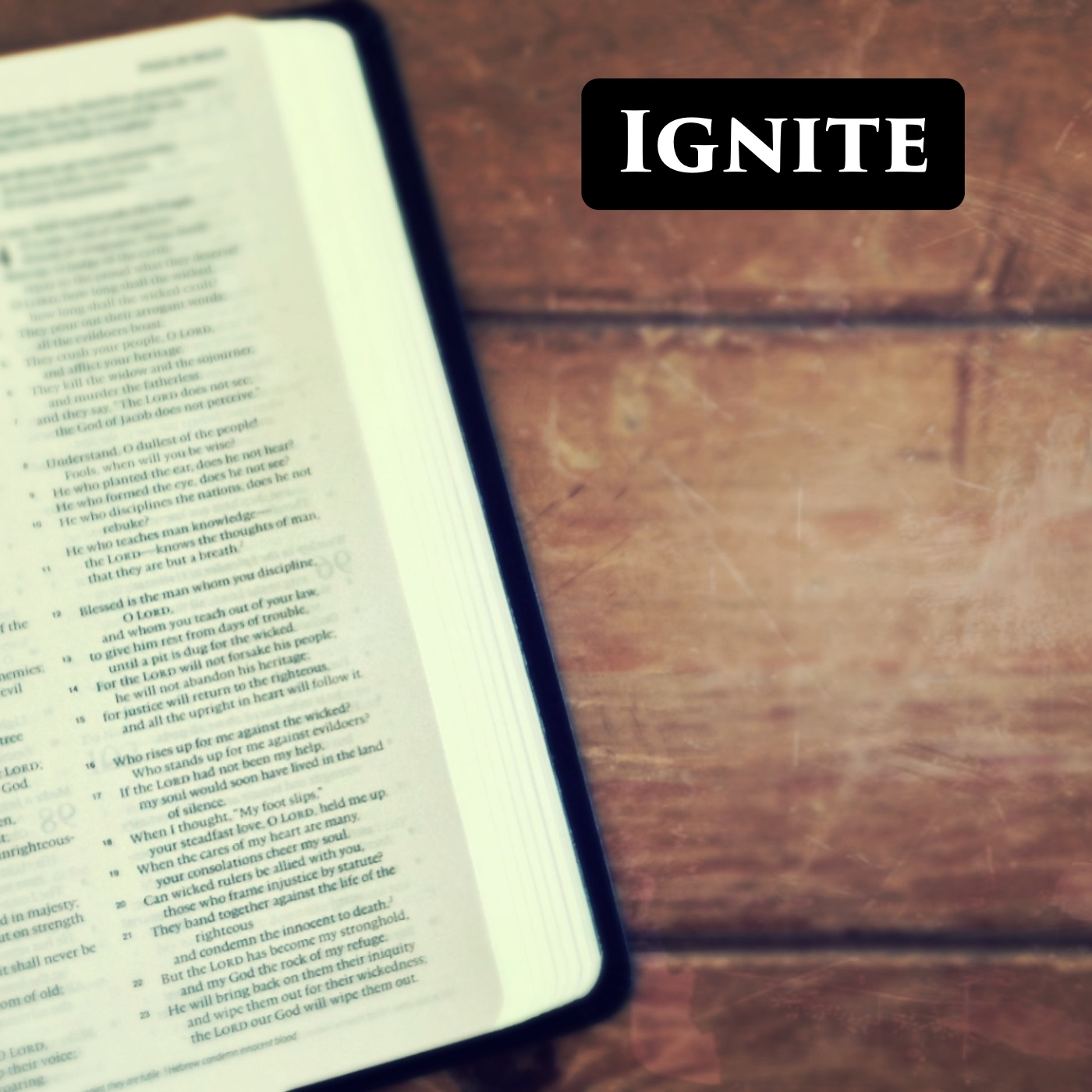 Ignite – Knowledge