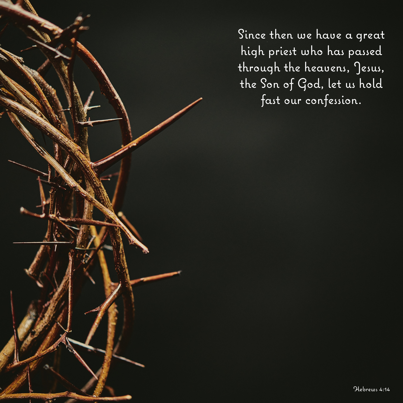 Lenten Devotional – Good Friday