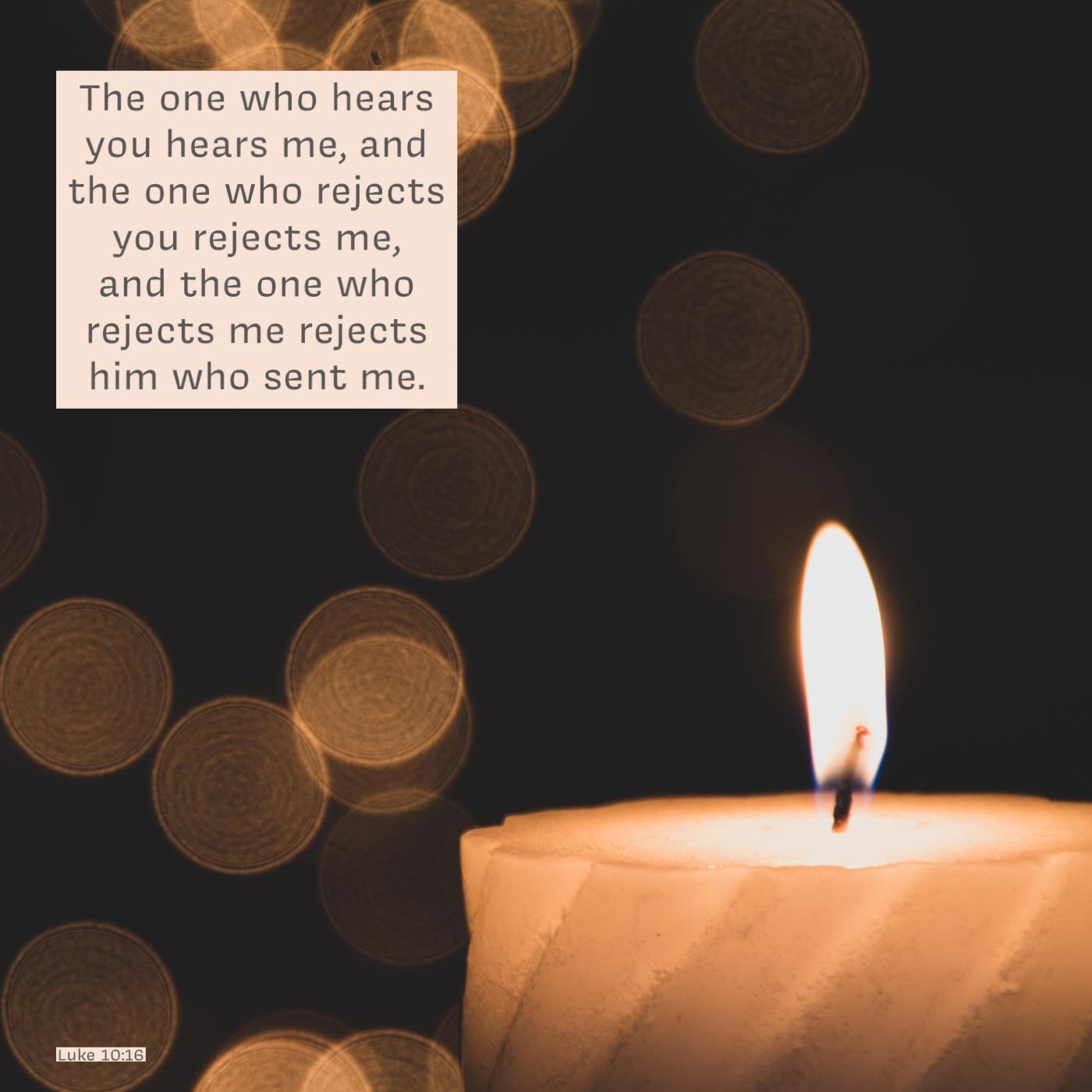 Lenten Devotional – Monday of Holy Week