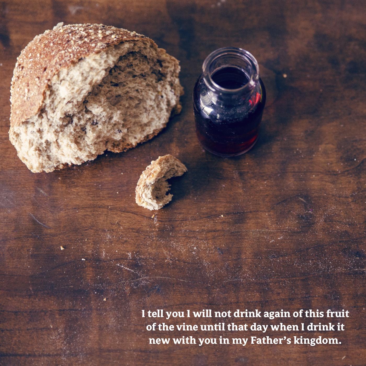 Lenten Devotional – Maundy Thursday
