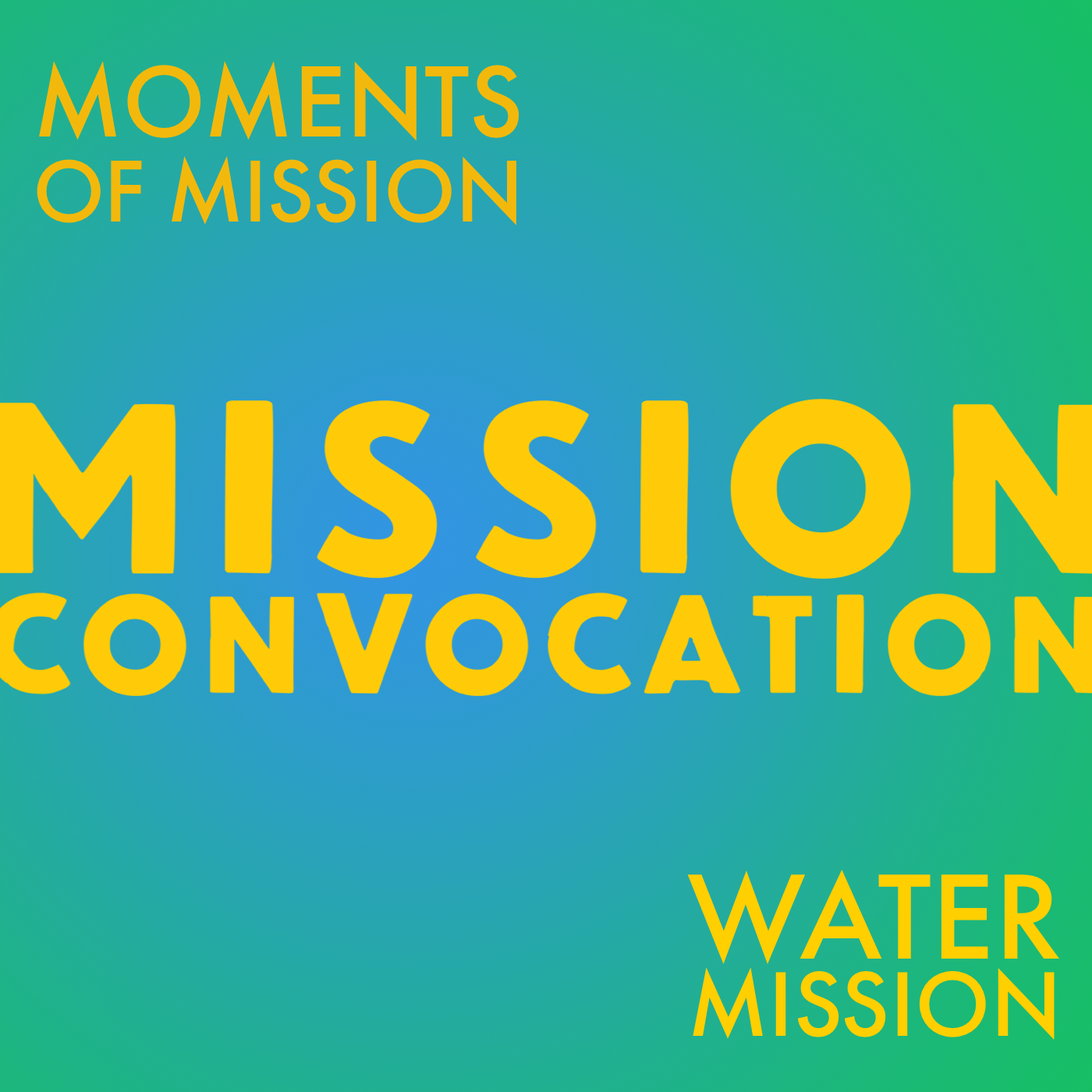Moments of Mission – Water Mission