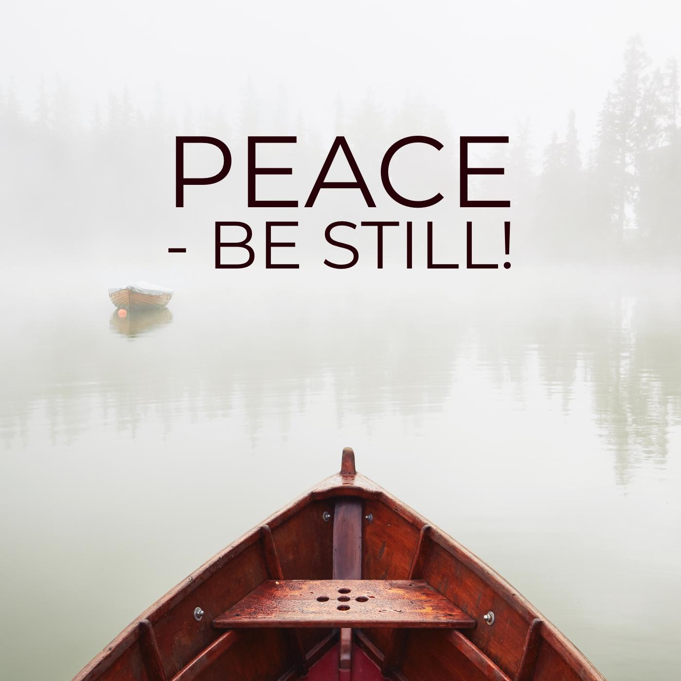 Ignite – Peace Be Still